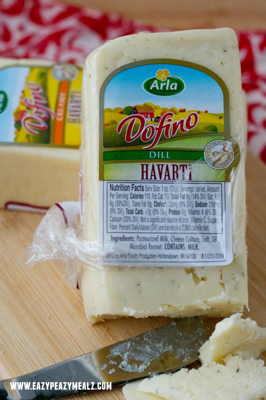 arla dofino cheese