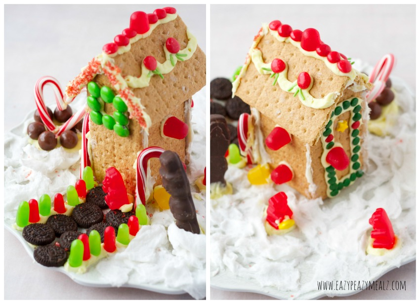 front and back holiday house