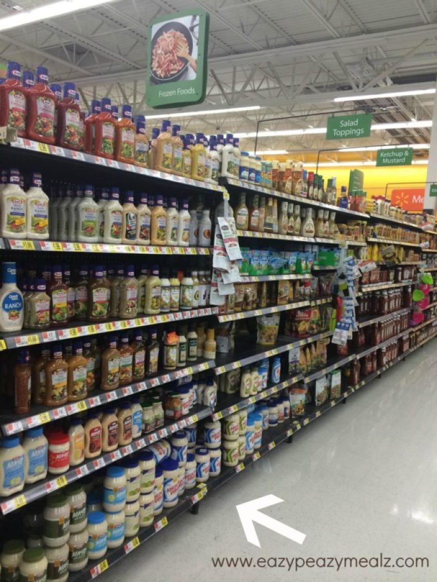 mayo aisle