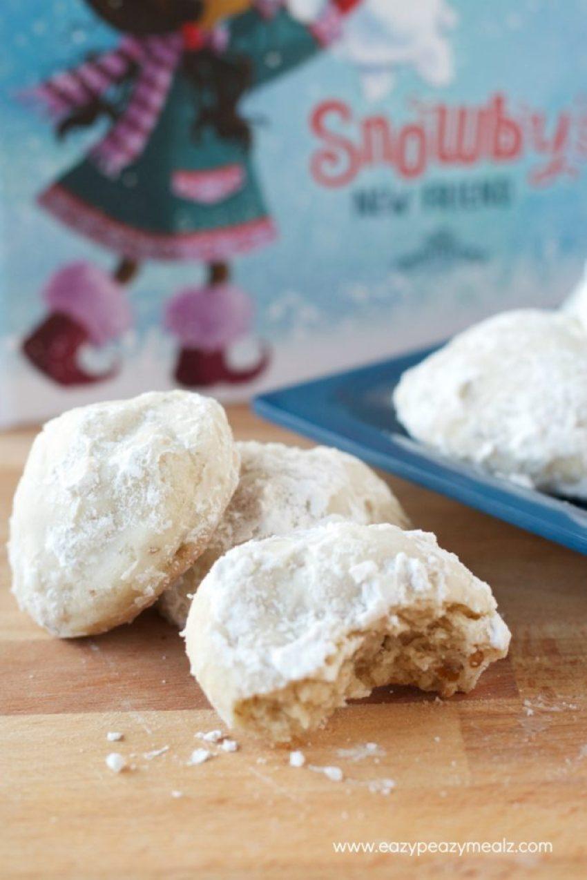 snowball cookies yum #mexicanwedding cookies