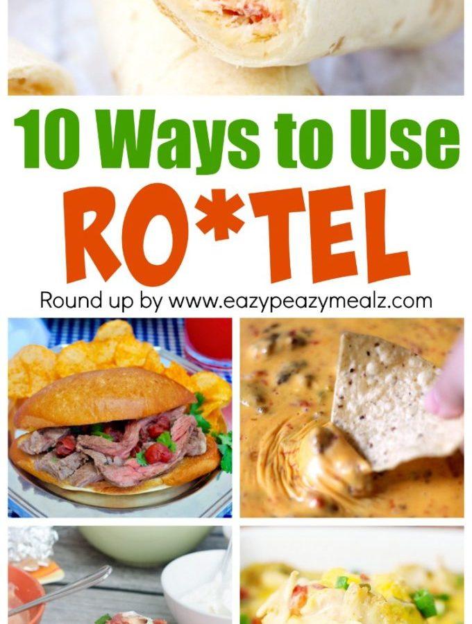 Rotel recipe ideas