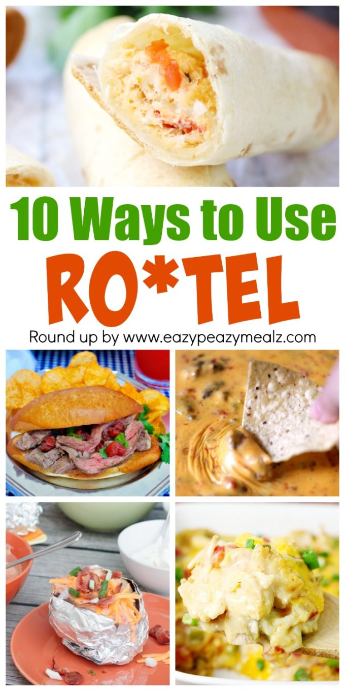 10 Ways To Use Ro Tel Coupon Easy Peasy Meals