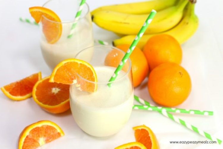 colada orange smoothie