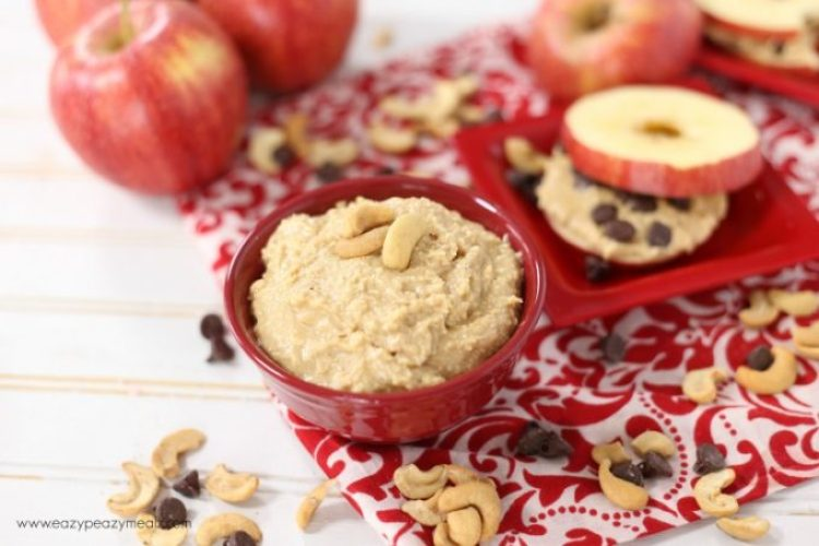 honey cashew butter bowl