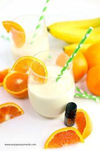 orange coladas essentail oils
