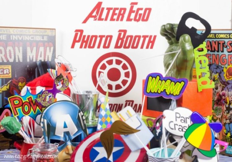 Alter Ego Photo Booth 1