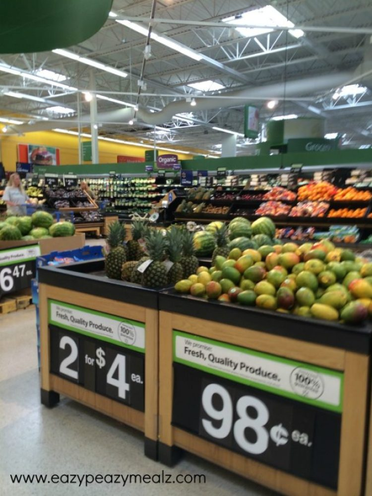 Pineapple Walmart