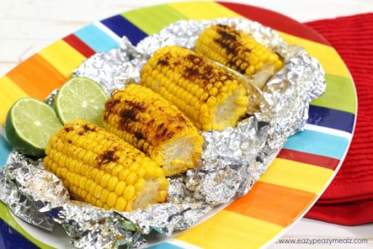 corn, slow cooker mexican street corn