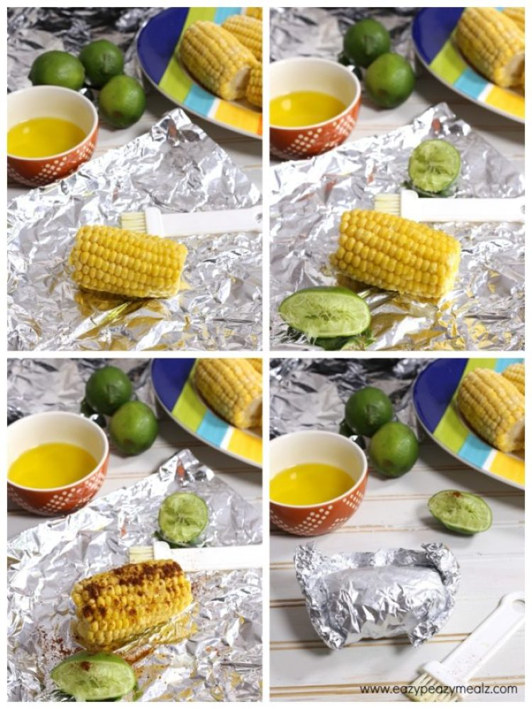 making street corn is so easy, slow cooker mexican street corn