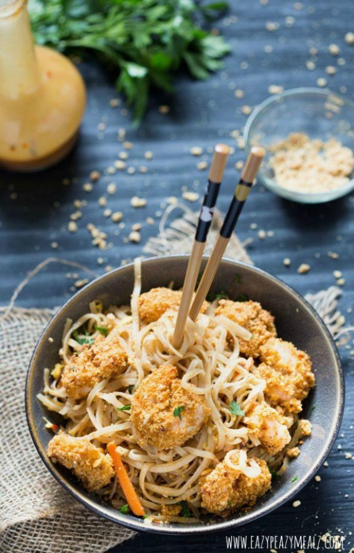 breaded-shrimp-pad-thai