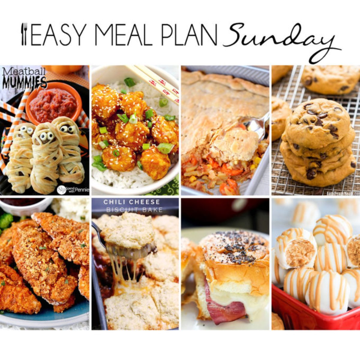 Easy meal plan Sunday is an amazing meal plan, making life easier.