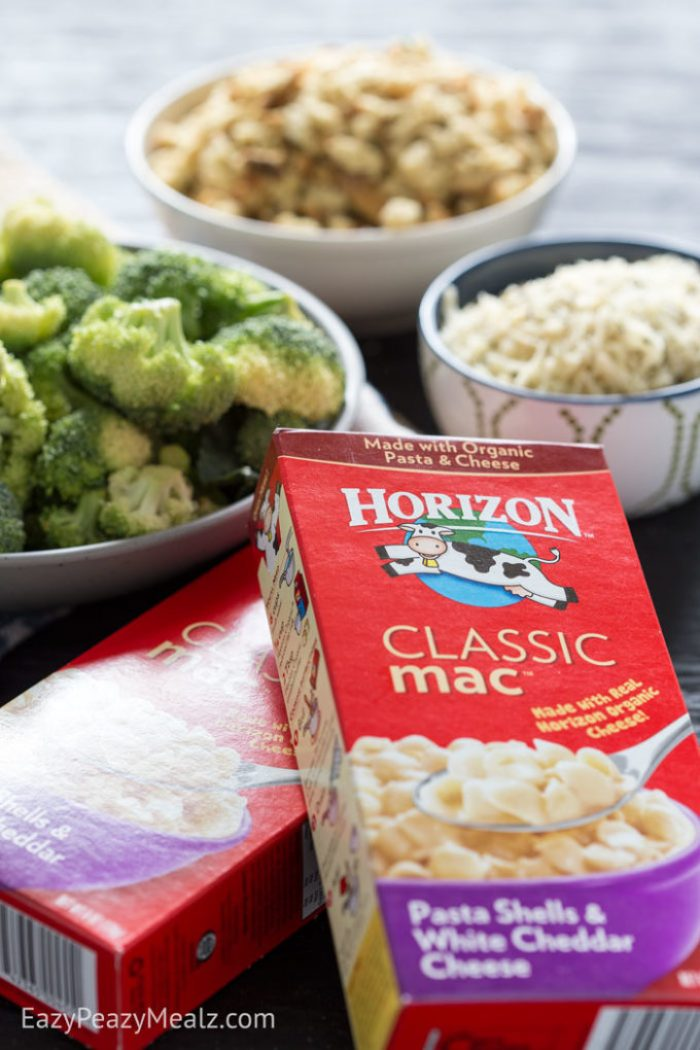 Horizon products make healthier meals easy for families