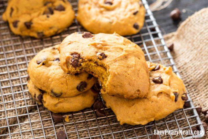 pumpkin-cookies-soft