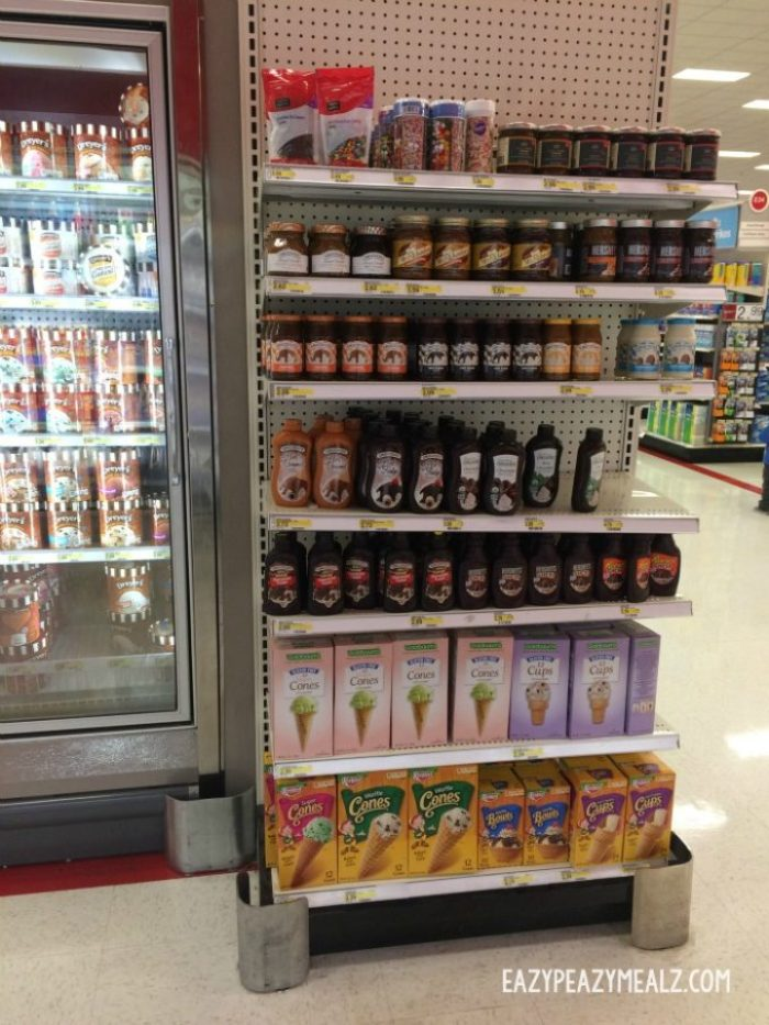 Smucker's Aisle Target