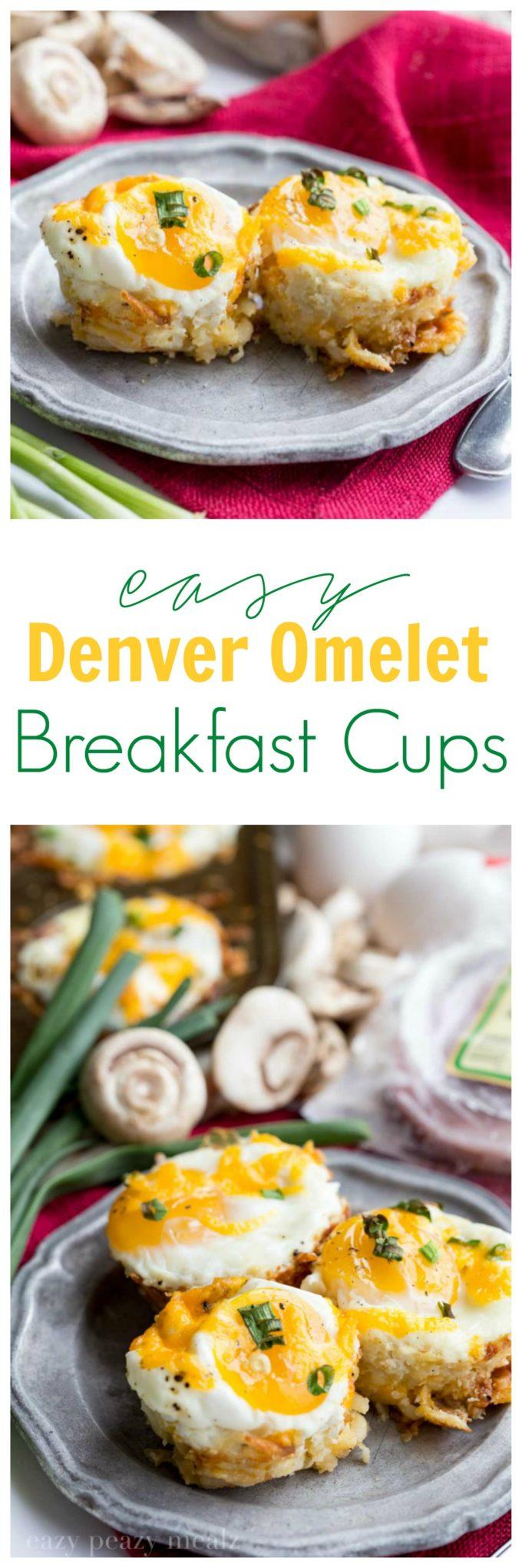 PIN Denver omelet cups
