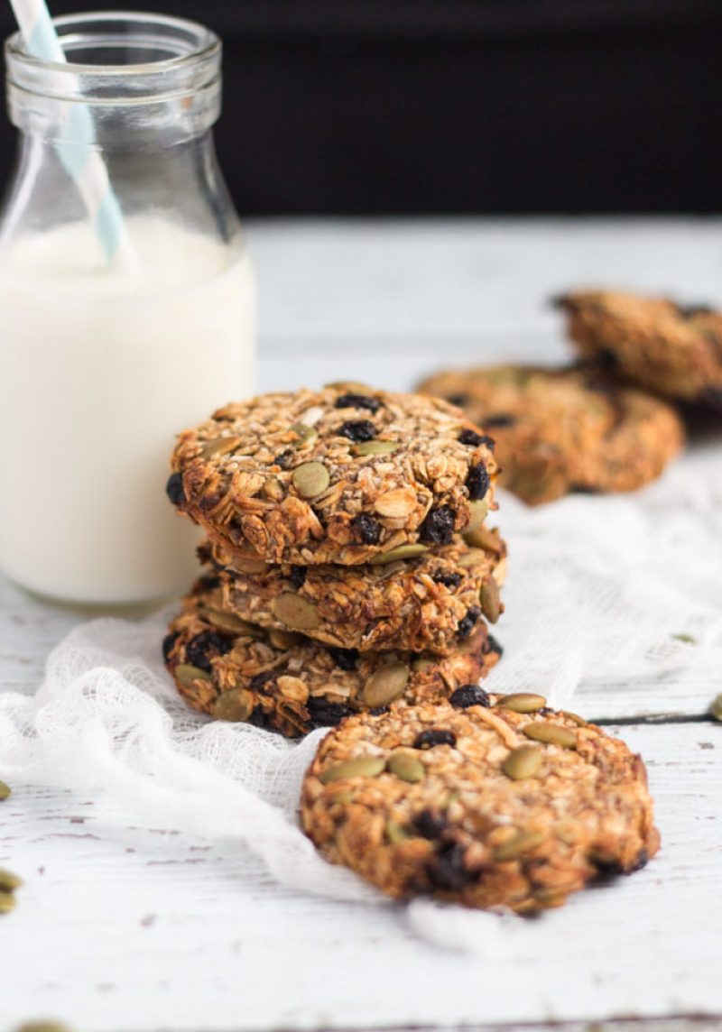 Grab & Go Breakfast Cookies