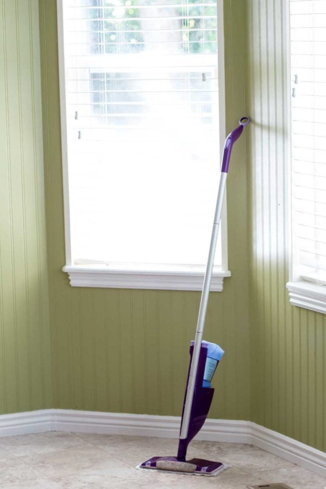 Get a clean home with swiffer
