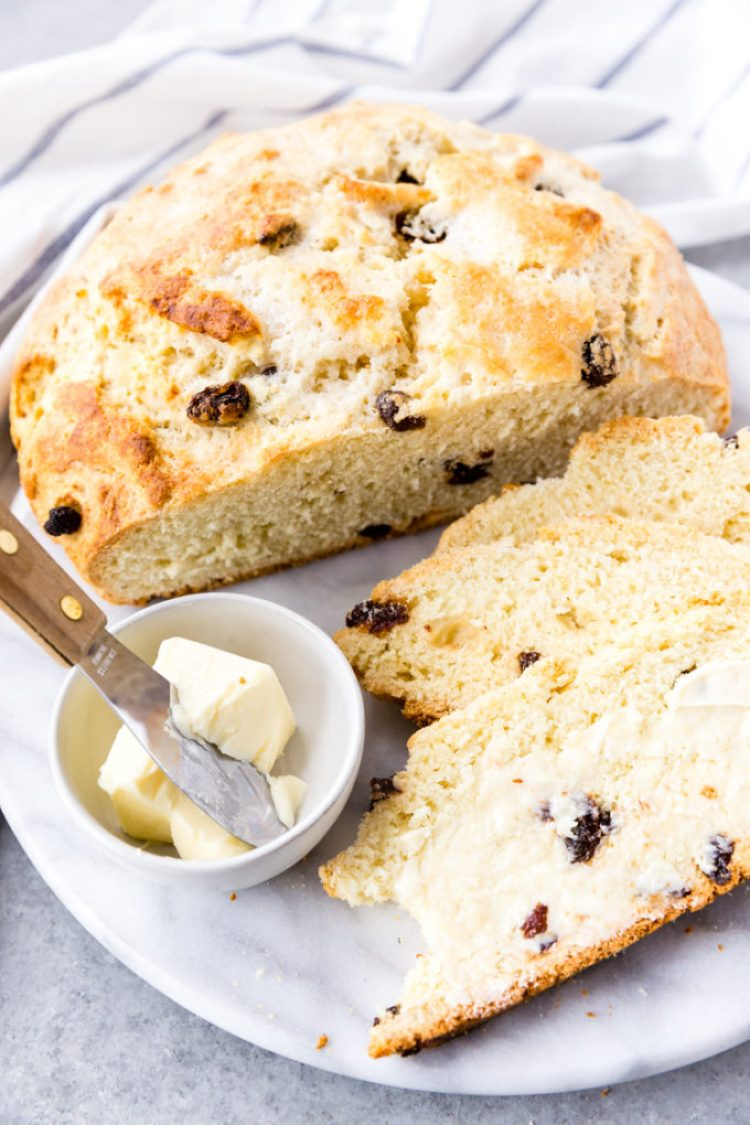 Hearty and delicious Irish Soda Bread