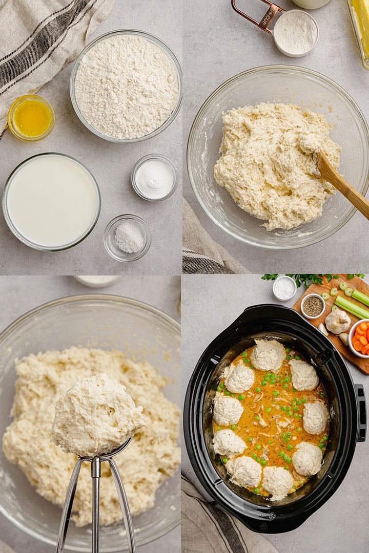 ingredient steps