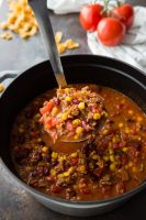 Delicious and simple taco soup