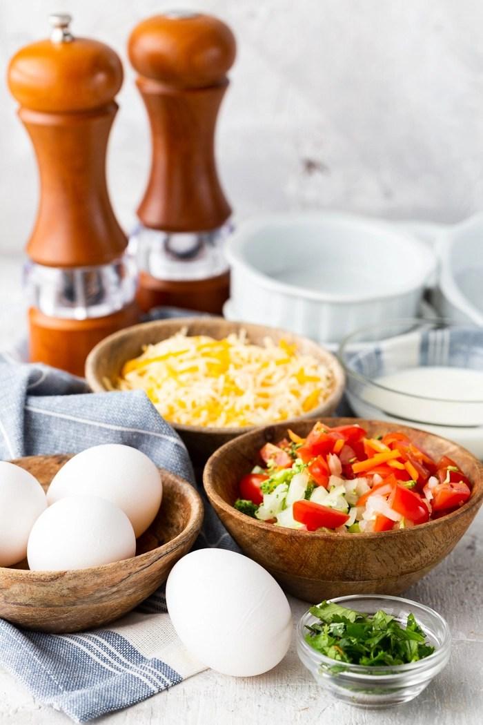 Air fryer egg cups