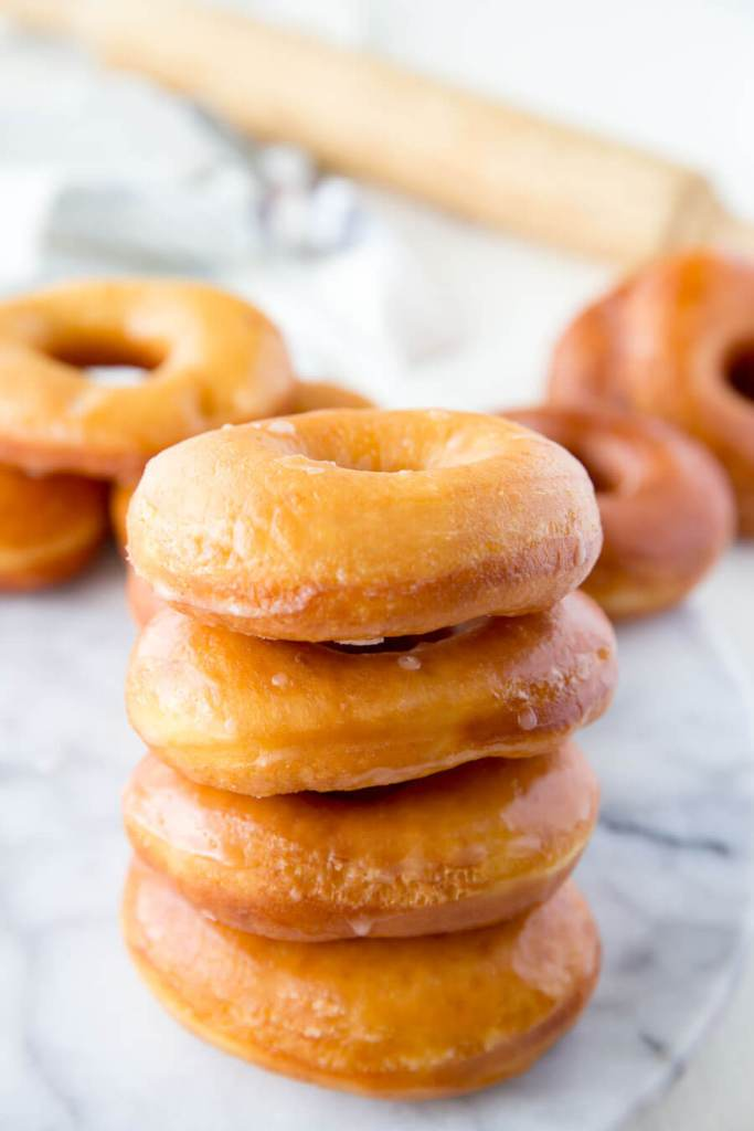 Copy Cat Krispy Kreme Doughnuts you can make at home