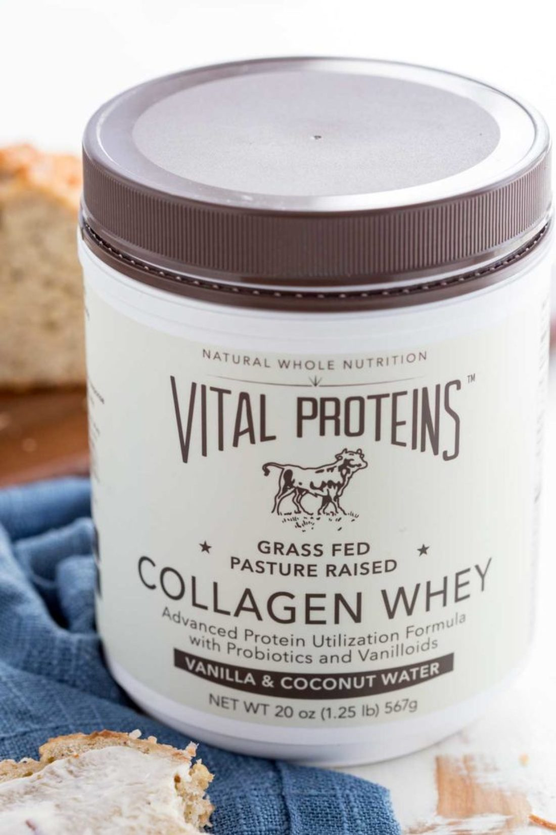 Collagen Whey Protein