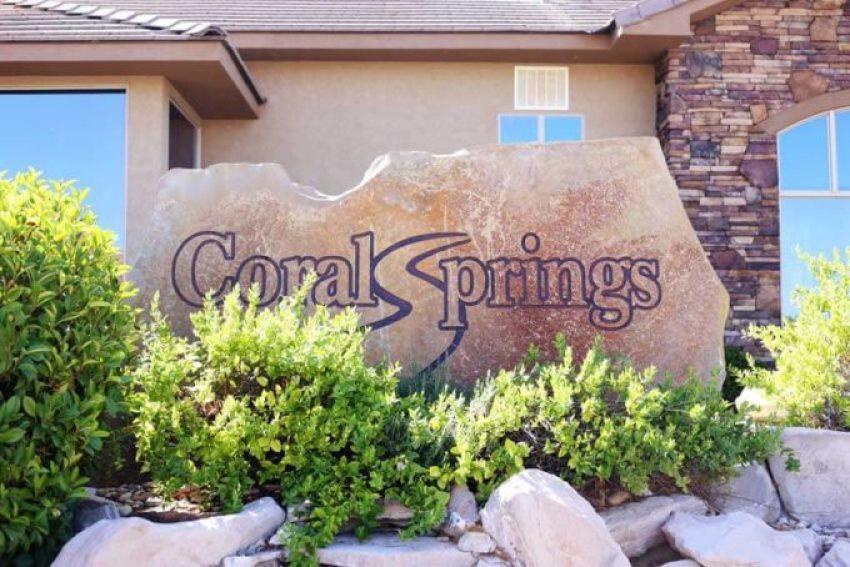 Coral Springs resort is a beautiful resort in St. George Utah