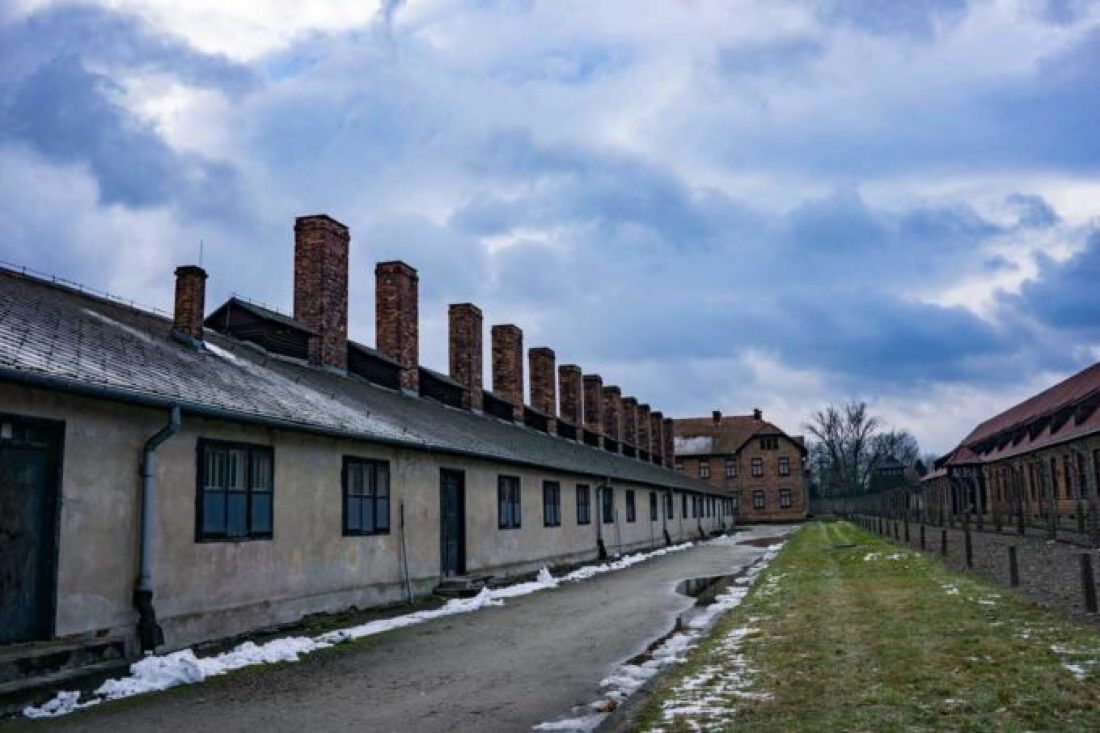 Visit Auschwitz and you will feel commited to more tolerance and love.