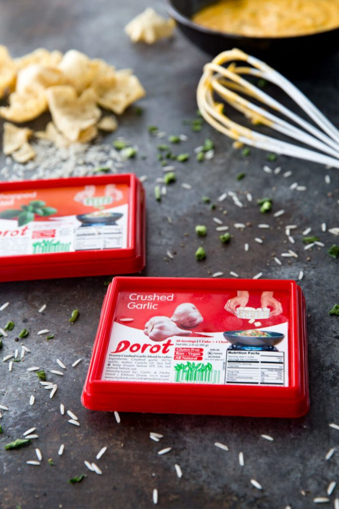 Dorot herbs are the best herbs out there, making meal prep east