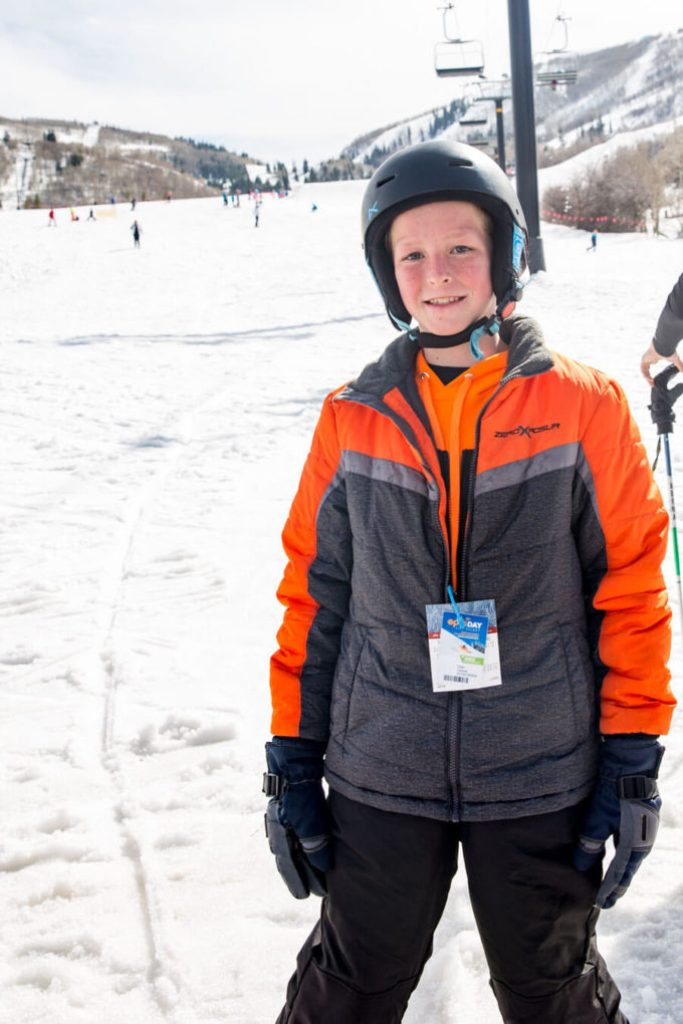 Epic school kids pass ski utah park city