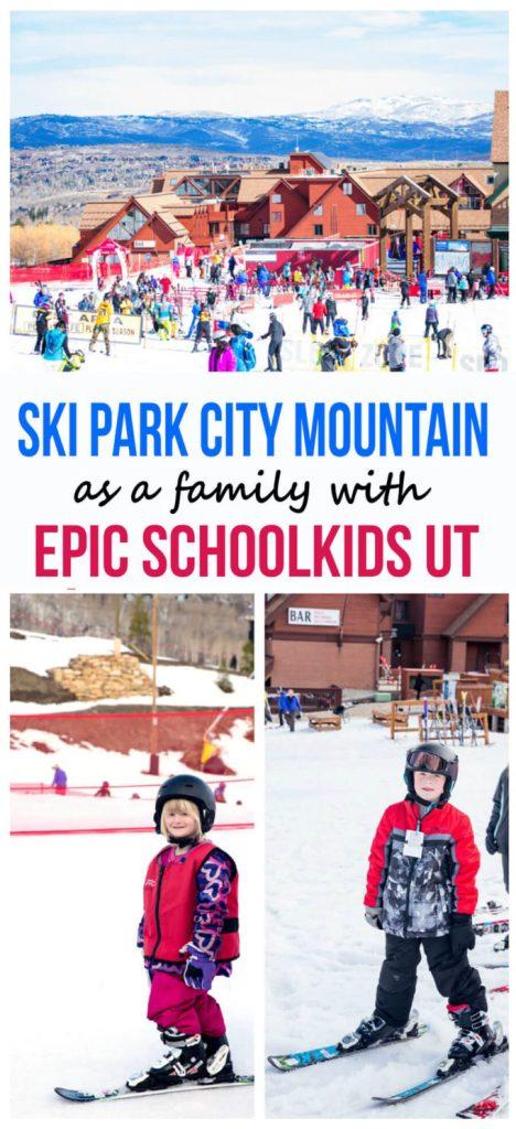Utah families use Epic SchoolKids program to ski free