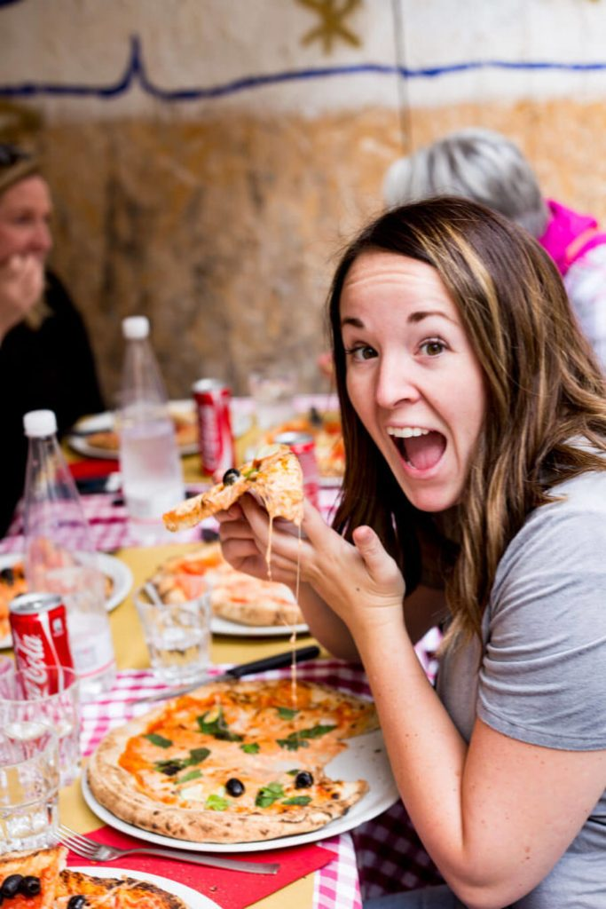 Pizza and food tours in ROME