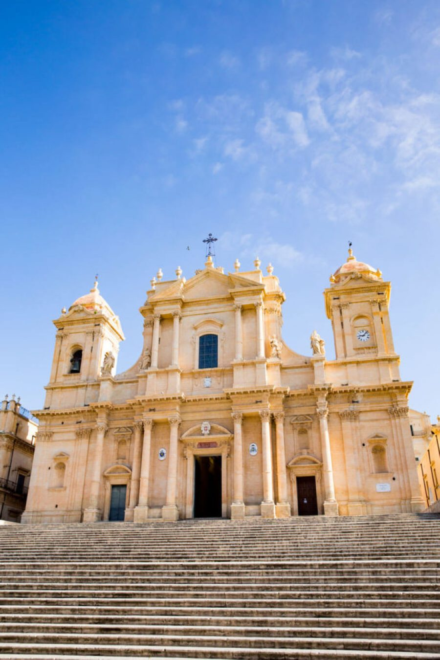 Noto Italy Cathedral