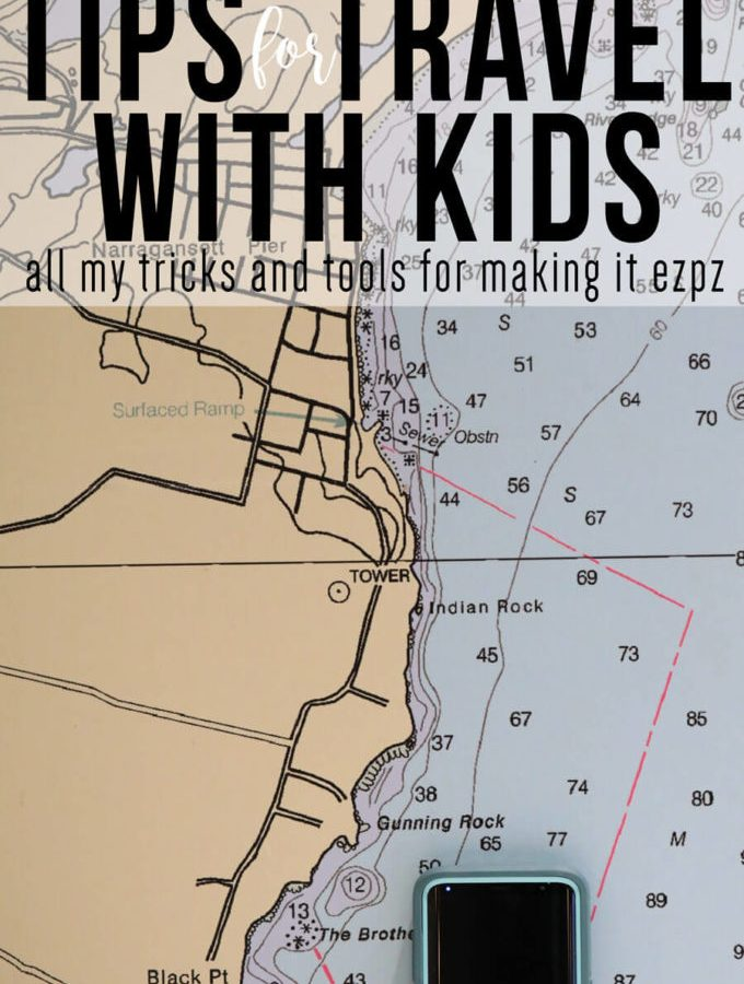 Tips for Travel with Kids: All my favorite tools and tricks for making travel with kids easy.