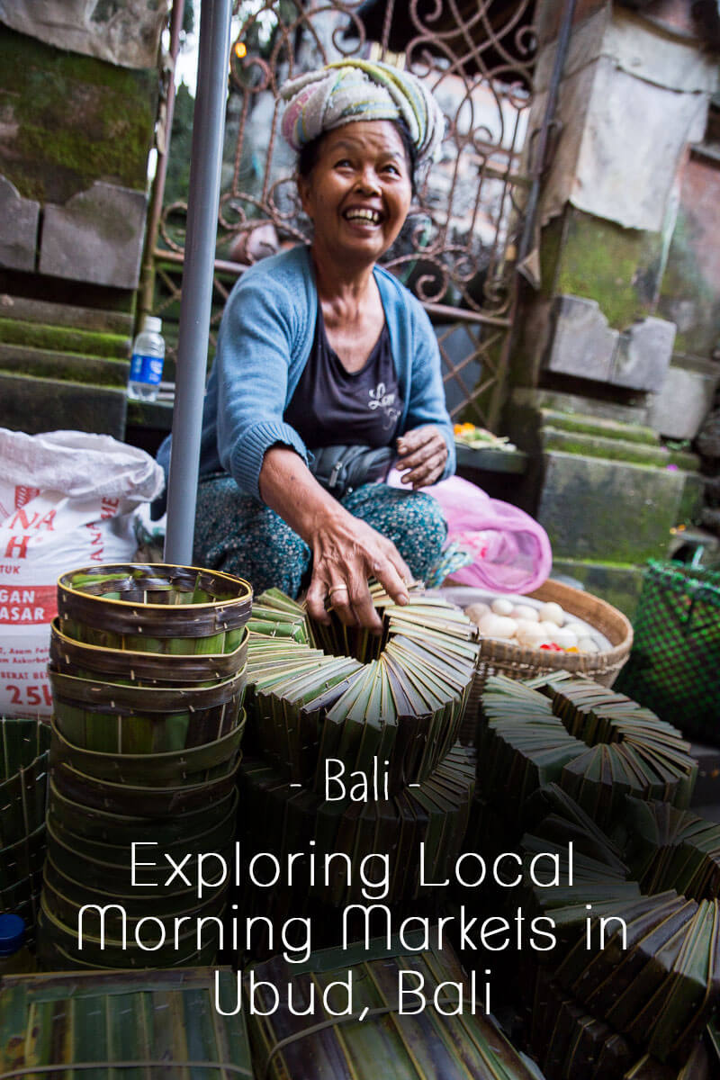 After a unique experience of local Balinese culture? Head straight to the incredible Ubud morning markets – where fresh produce, mouthwatering street food and a heartwarming culture await! Ubud Bali