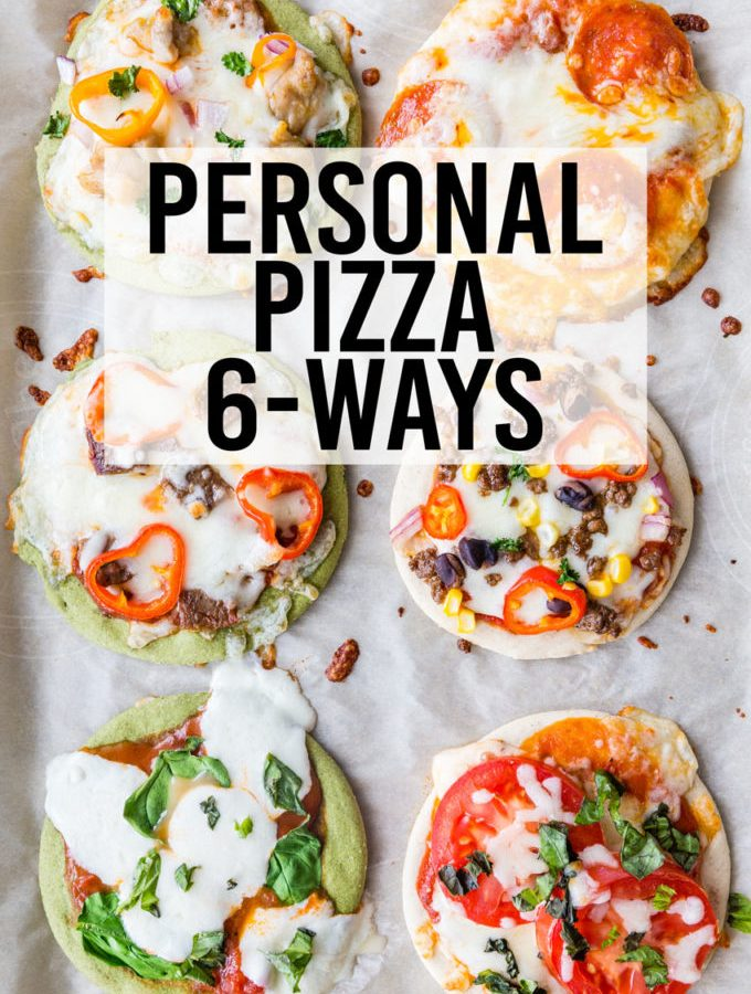 Making personal pan pizzas with Rotimatic