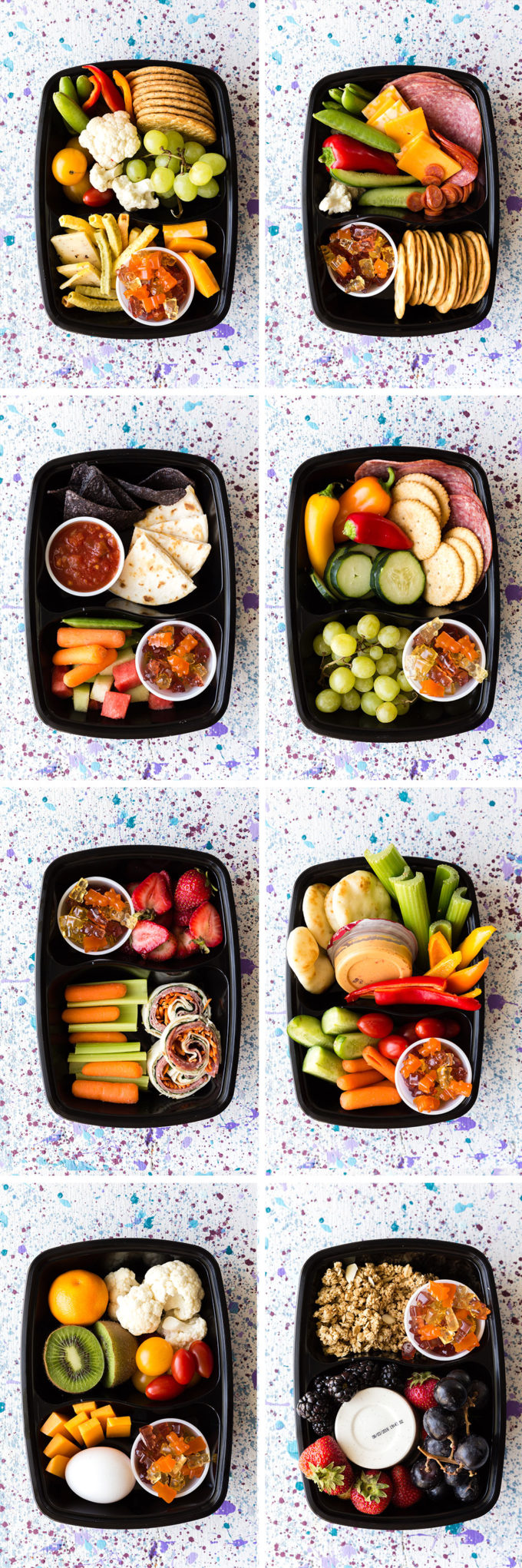 8 easy lunchbox ideas with vital proteins gummy bears