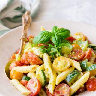 Flavorful Italian Pasta Salad