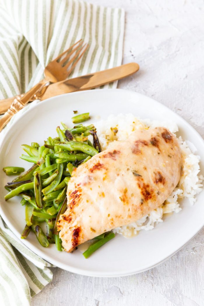 Easy to make, Thai coconut chicken!