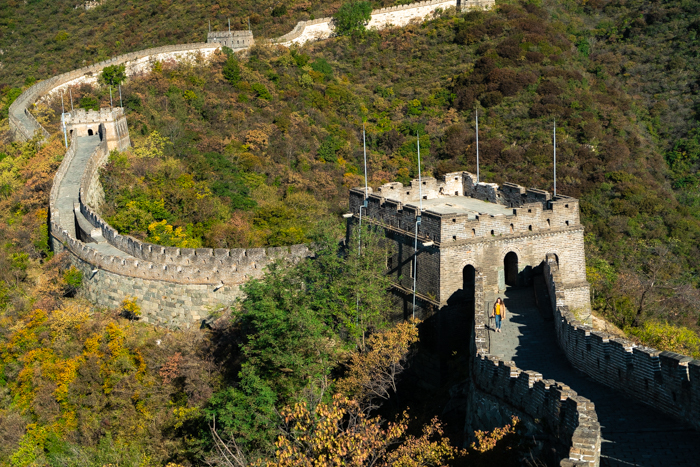The amazing Great Wall of China, tips for visiting on a layover