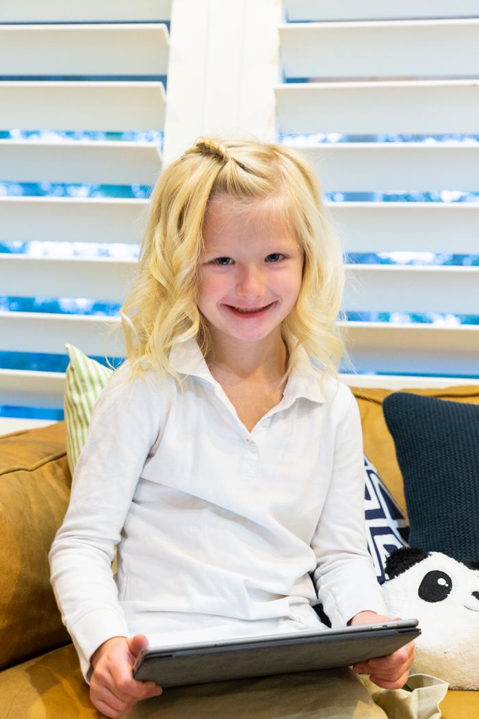 FB messenger kids is a great app for modern day pen pals