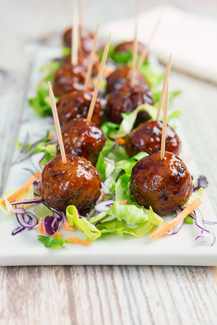 The ultimate guide to meatballs, meatballs on a tray