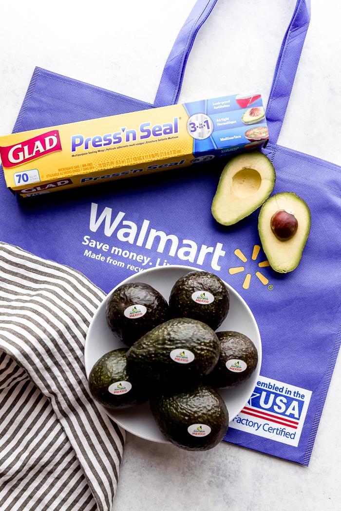 Avocados From Mexico Walmart bag