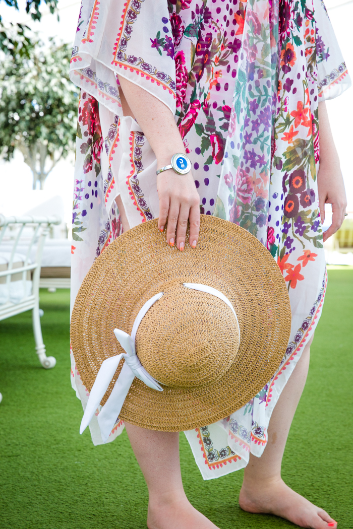 Packing list for cruise: Swim cover up and hat