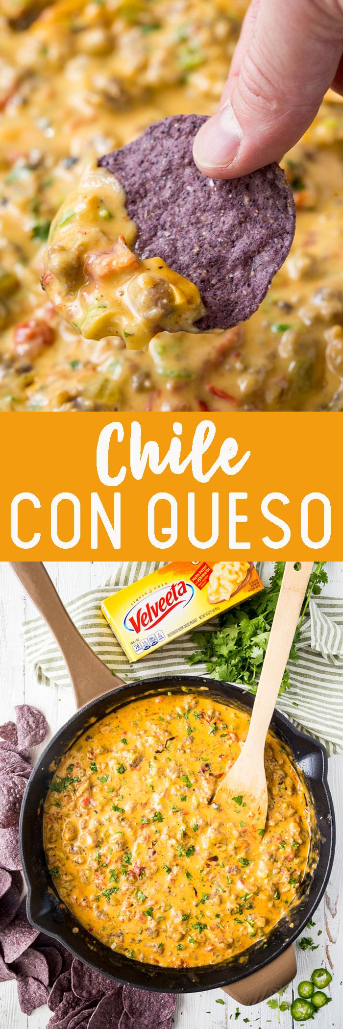 Chile Con Queso Easy Peasy Meals