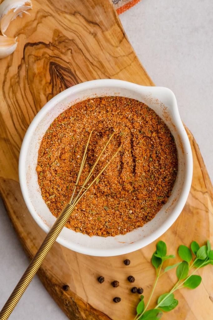 a brisket spice mixture