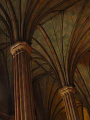 Ceiling Vaults - San Sebastian Church