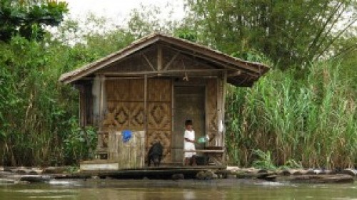 Manobo Floating House