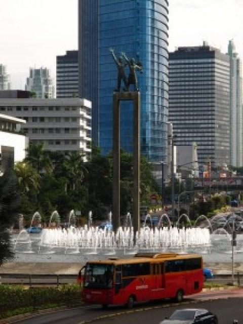 Bunderan Hotel Indonesia